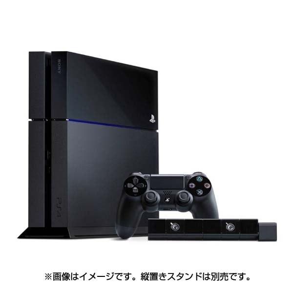 プレイステーション4 PlayStation Camera同梱版 通常版 ジェット・ブラック [CUH-1100AA01]