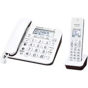 VE-GD24DL-W [デジタルコードレス電話機 RU・RU・RU ホワイト 子機1台付き]