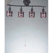 HC-P018BKNDZ [シーリングライト黒 電球別売り]