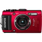 TG-4 RED [コンパクトデジタルカメラ STYLUS(スタイラス)TG-4 Tough レッド]