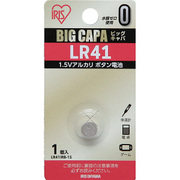 LR41-1S [アルカリボタン電池 BIG CAPA 41型 1個入]