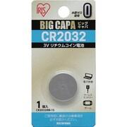 CR2032-1S [リチウムコイン電池 BIG CAPA 2032型 1個入]