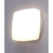 IRCL10L-SQPLS-BS [LEDポーチ・浴室灯 角型 防雨・防湿型 電球色]