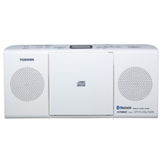 TY-CW26(W) [Bluetooth対応 CDラジオ ホワイト ワイドFM対応]