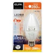 LDC4CL-E17-G351 [LED電球 E17口金 電球色]