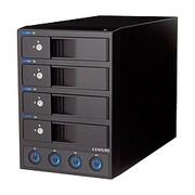 CRCH35U3IS2 [裸族のカプセルホテル Ver.2 独立電源スイッチ搭載 USB 3.0対応 3.5インチSATA×4 HDDケース]