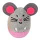 マルカン CT311 ゆらりんTOYsアニマルS ネズミ 1個