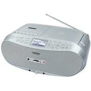 CFD-RS501 C [CDラジカセ メモリーレコーダー シルバー ワイドFM対応]