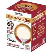 LDG8L-G/60HE [LED電球 E26口金 電球色 840lm 広配光タイプ]