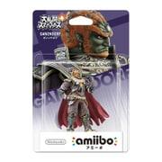amiibo(アミーボ) 大乱闘スマッシュブラザーズシリーズ ガノンドロフ [Wii U/New3DS/New3DSLL ゲーム連動キャラクターフィギュア]