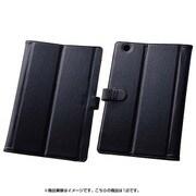 RT-Z4TCLC2/B [Xperia Z4 Tablet用 カラフル・スリムブックレザー(合皮) ブラック]