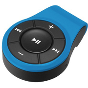 GH-BHRA-BL [Bluetooth 4.0対応 オーディオレシーバー クリップ付 ブルー]