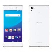 Xperia Z4 SO-03G White [スマートフォン ホワイト]