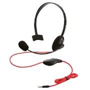 GM-HSHP25BK [4極ヘッドセットマイクロフォン 片耳オーバーヘット 1.0m PS4用]