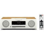TSX-B235 W [デスクトップオーディオシステム Bluetooth対応 ホワイト ワイドFM対応]