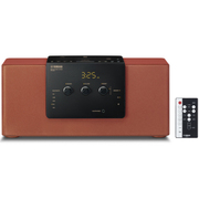TSX-B141 RR [デスクトップオーディオシステム Bluetooth対応 ブリック ワイドFM対応]