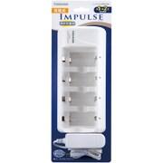 TNHC-12SC(N) [充電式IMPULSE用 単1形・単2形兼用充電器]
