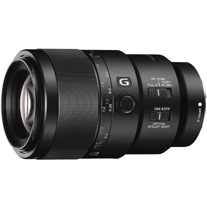 SEL90M28G FE 90mm F2.8 Macro G OSS [90mm/F2.4 マクロ ソニーEマウント]