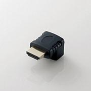 AD-HDAAB02BK [HDMI延長アダプタ L字下 AF-AF ブラック]