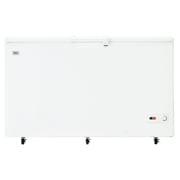 JF-NC429F-W [直冷式 429L 上開き式冷凍庫 ホワイト]