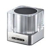 MM-SPBT2SV [Bluetoothワイヤレススピーカー シルバー]
