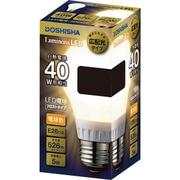 LDOA40L-GF [LED電球 40W相当 フィラメントフロスト球型]