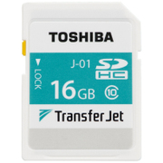 SD-TJA016G [SDHCカード Transfer Jet(近接無線通信)搭載 16GB]