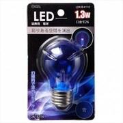 LDA1B-H 11C [LED装飾球 口金E26 1.3W クリアブルー]