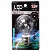LDA1N-H 11C [LED装飾球 PS型 口金E26 1.3W クリア昼白色]