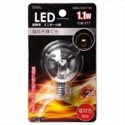 LDG1L-H-E17 13C [LED電球 E17口金 クリア電球色 1.1W]