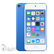 iPod touch 64GB ブルー [MKHE2J/A]