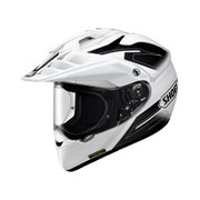 HORNET ADV SEEKER L TC-6 WHITE/BLACK [オフロードヘルメット]