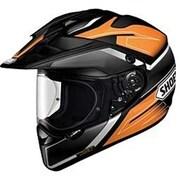 HORNET ADV SEEKER XL TC-8 ORANGE/BLACK [オフロードヘルメット]