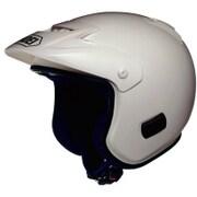 TR-3 L ホワイト [オフロードヘルメット]