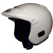 TR-3 XL ホワイト [オフロードヘルメット]
