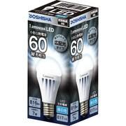 LDAS60N-GM [LED小型電球60W相当 昼白色]