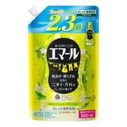 エマール リフレッシュグリーンの香り [おしゃれ着用洗剤 つめかえ用 超特大サイズ 920ml]
