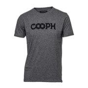T-Shirt OBJECTIFYER gray M [レンズキャップポケット付き Tシャツ サイズM グレイ]