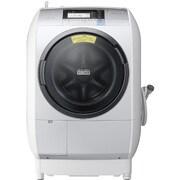 BD-V9800L S [ビッグドラム ななめ型ドラム式洗濯乾燥機(11.0kg) 左開き シルバー]
