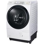 NA-VX7600L-W [ドラム式電気洗濯乾燥機(10.0kg) 左開き 泡洗浄 エコナビ搭載 クリスタルホワイト]