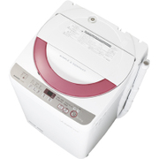 ES-GE60R-P [全自動洗濯機 6kg 80L ピンク系]
