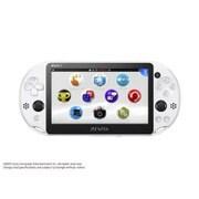 PlayStation Vita Wi-Fiモデル グレイシャーホワイト [PS Vita本体 PCH-2000ZA22]