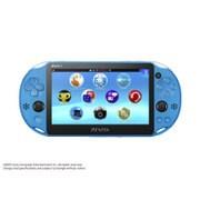 PlayStation Vita Wi-Fiモデル アクアブルー [PS Vita本体 PCH-2000ZA23]