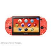 PlayStation Vita Wi-Fiモデル ネオンオレンジ [PS Vita本体 PCH-2000ZA24]