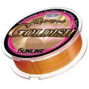 磯釣り用道糸 磯スペシャル GOLDISH 150m 3号 ゴールド&ピンク
