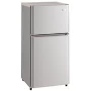 JR-N106K S [冷凍冷蔵庫 (106L 右開き) 2ドア シルバー]