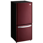 JR-NF140K R [冷凍冷蔵庫 (138L 右開き) 2ドア ルビーレッド]