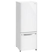 JR-NF170K W [冷凍冷蔵庫 (168L 右開き) ホワイト]