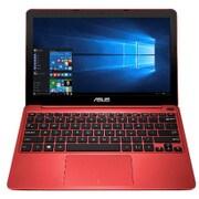 X205TA-RED10 [11.6/Z3735F/2G/32GEMMC+32GmicroSDcard/802.11AGN/BT4.0/Win10 Home32/NB/レッド]