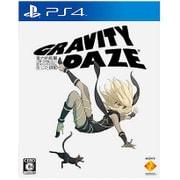 GRAVITY DAZE/重力的眩暈:上層への帰還において、彼女の内宇宙に生じた摂動 [PS4ソフト]